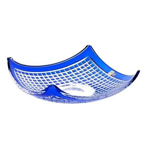 Mísa  Quadrus, barva modrá, průměr 350 mm