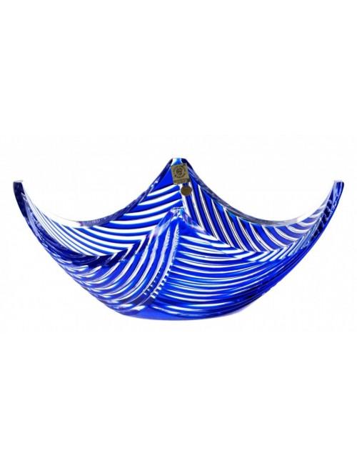 Mísa  Linum, barva modrá, průměr 280 mm