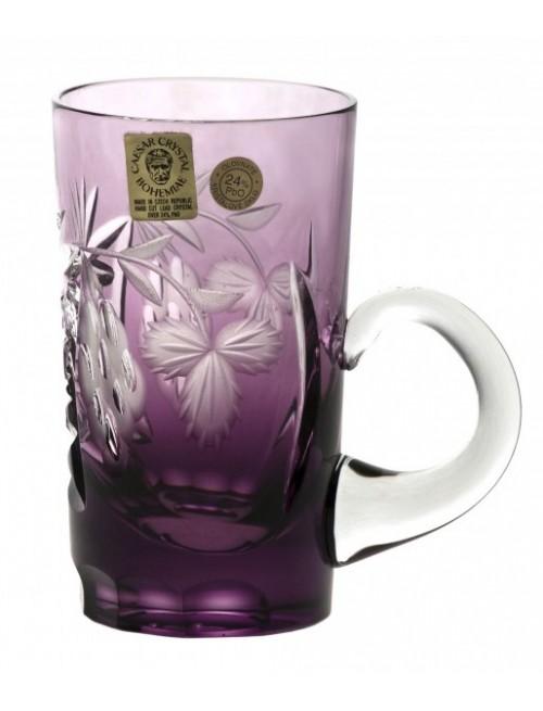Hrneček  Nacht vine, barva fialová, objem 100 ml