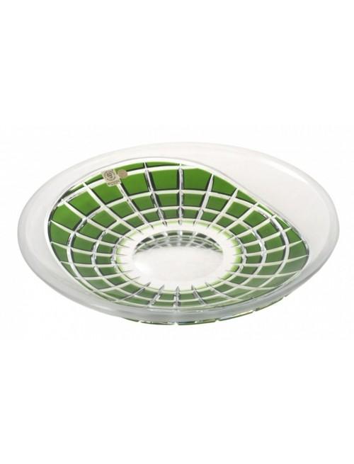 Talíř  Neron, barva zelená, průměr 300 mm