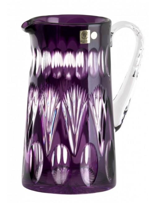 Džbán  Zora, barva fialová, objem 1450 ml