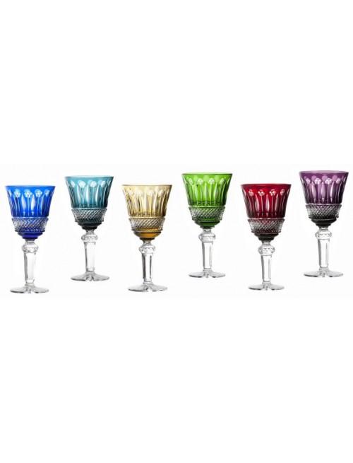 Set Sklenice na víno Tomy, barva mix barev, objem 240 ml