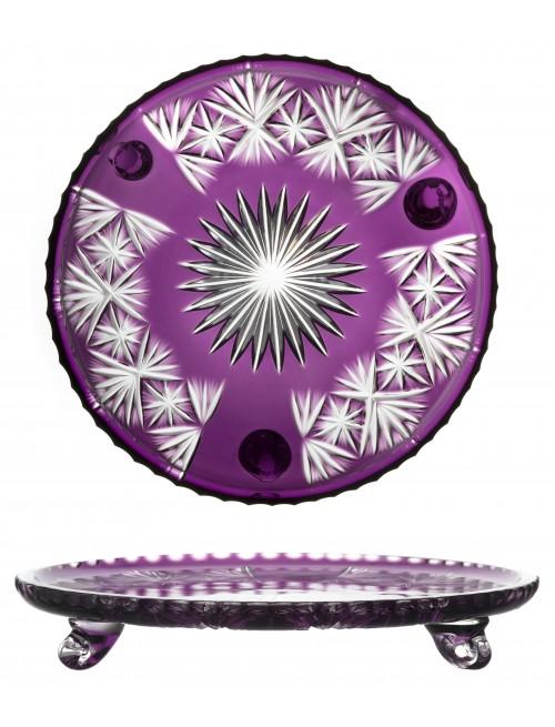 Talíř Grace, barva fialová, průměr 305 mm