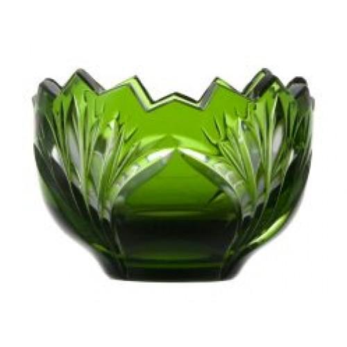 Miska Jonathan, barva zelená, průměr 95 mm