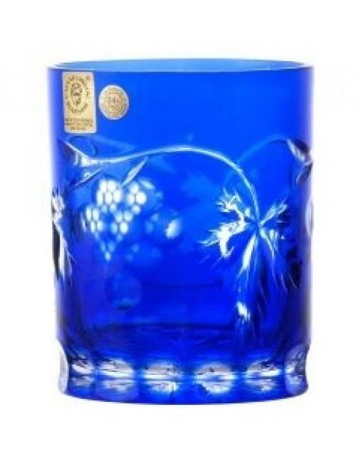 Sklenička Grapes, barva modrá, objem 320 ml