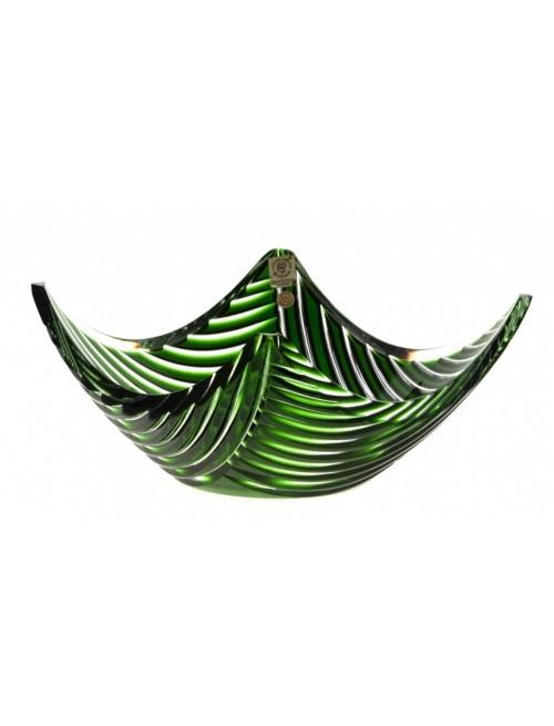 Mísa  Linum, barva zelená, průměr 280 mm