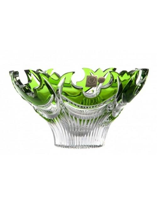Mísa  Diadem, barva zelená, průměr 165 mm
