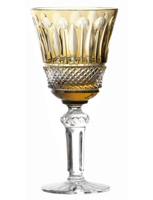 Sklenice na víno Tomy, barva amber, objem 240 ml