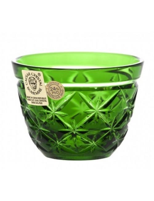 Likérka  Charles, barva zelená, objem 65 ml