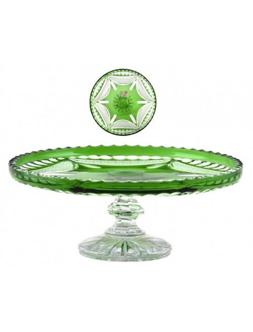 Nástolec  Ingrid, barva zelená, průměr 280 mm