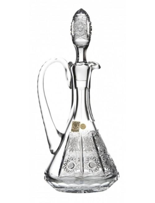 Karafa 500PK, barva čirý křišťál, objem 550 ml