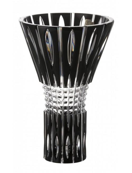 Váza  Denver, barva černá, výška 300 mm