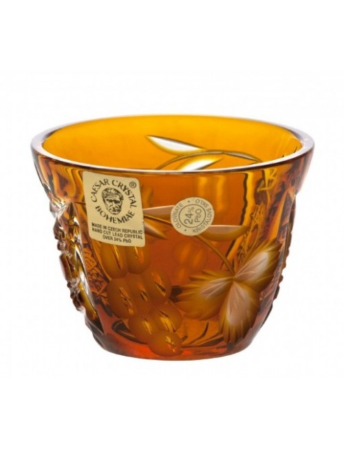 Likérka Nacht vine, barva amber, objem 65 ml
