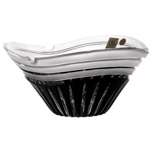 Popelník Dune, barva černá, průměr 180 mm