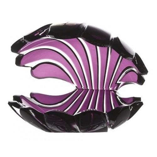 Lastura, barva fialová, výška 140 mm
