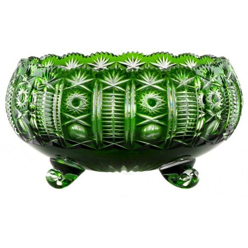 Mísa Kendy, barva zelená, průměr 280 mm