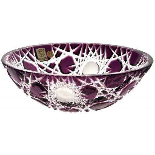 Mísa Flake, barva fialová, průměr 205 mm