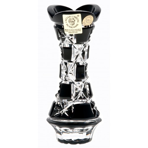 Váza Lada, barva černá, výška 104 mm