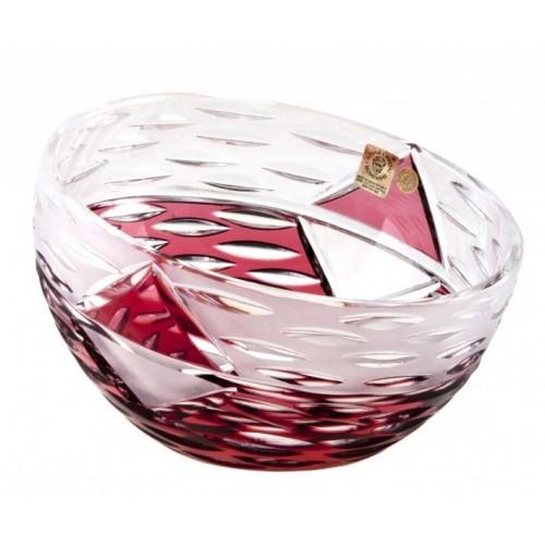 Mísa  Mirage, barva rubín, průměr 180 mm