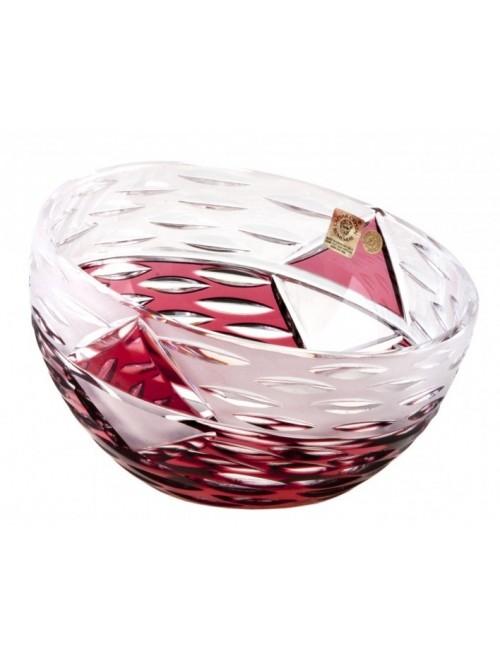 Mísa  Mirage, barva rubín, průměr 230 mm