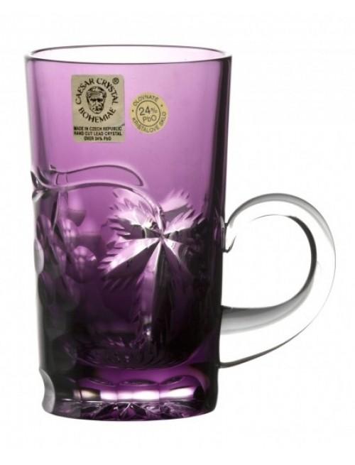 Hrneček  Grapes, barva fialová, objem 100 ml