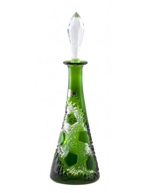 Láhev Frost, barva zelená, objem 750 ml
