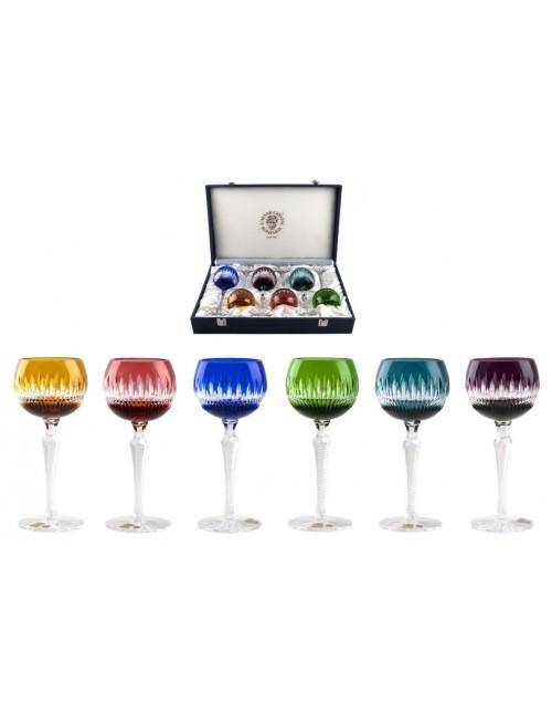 Set Sklenice na víno Thorn 190, barva mix barev, objem 190ml