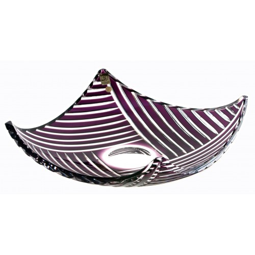 Mísa  Linum, barva fialová, průměr 350 mm