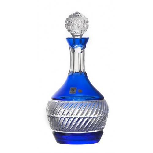Láhev  Nip, barva modrá, objem 1000 ml