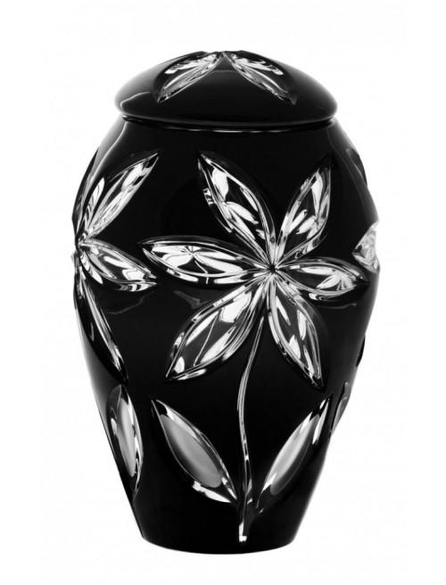 Urna  Linda, barva černá, velikost 290 mm