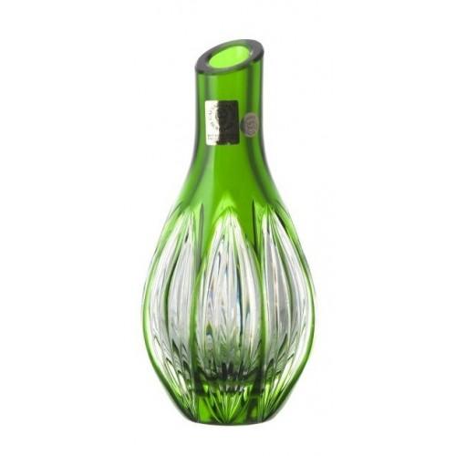 Váza  Ribwort, barva zelená, výška 150 mm