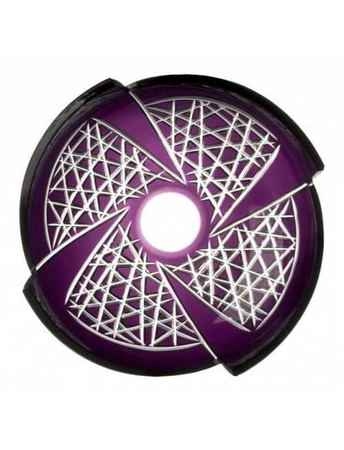 Mísa  Fan, barva fialová, průměr 350 mm