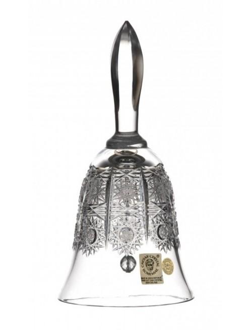 Zvonek  500PK, barva čirý křišťál, výška 165 mm