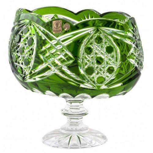 Nástolec  Beata, barva zelená, průměr 205 mm