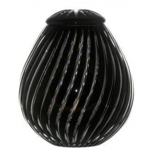 Urna  Zita, barva černá, velikost 230 mm