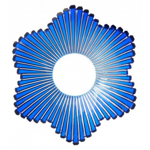 Mísa  Mikado, barva modrá, průměr 335 mm