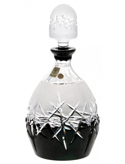 Láhev Hoarfrost, barva černá, objem 700 ml