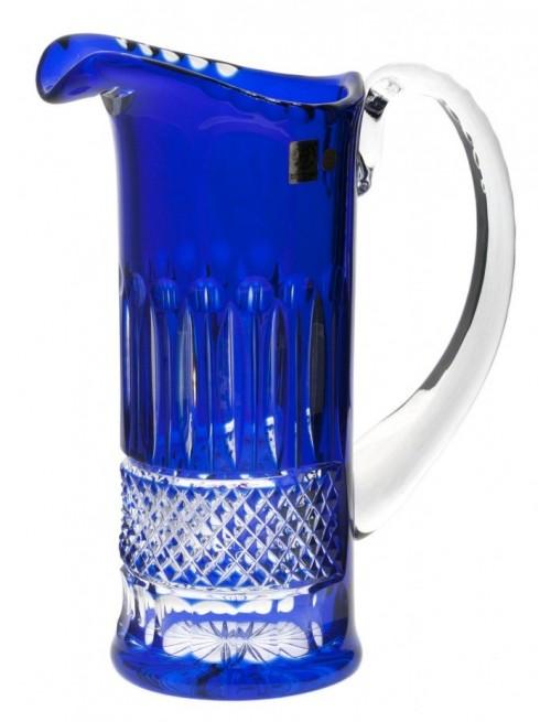 Džbán  Tomy, barva modrá, objem 1200 ml