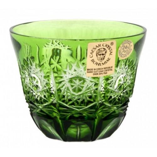 Likérka  Paula, barva zelená, objem 65 ml