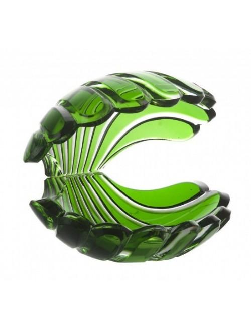 Lastura  , barva zelená, výška 140 mm