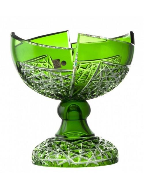 Nástolec  Fan, barva zelená, průměr 240 mm