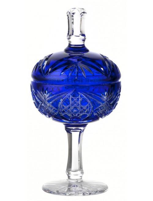 Pohár Taiga, barva modrá, výška 315 mm