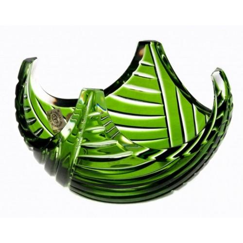 Miska Linum, barva zelená, průměr 140 mm