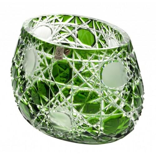 Mísa  Flake, barva zelená, průměr 255 mm