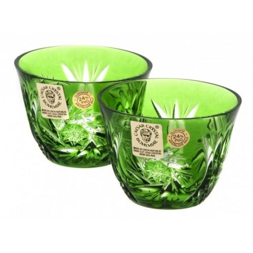 Likérka  Pinwheel, barva zelená, objem 65 ml