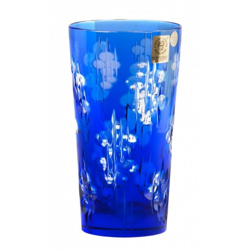 Sklenička Silentio, barva modrá, objem 320 ml