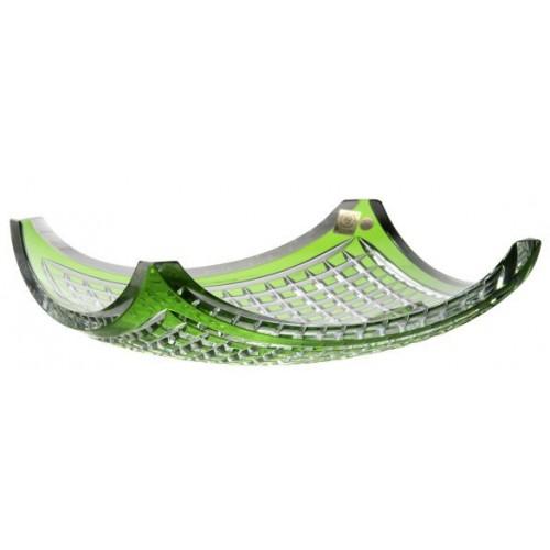 Mísa Quadrus, barva zelená, průměr 350 mm