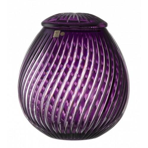 Urna  Zita, barva fialová, velikost 290 mm