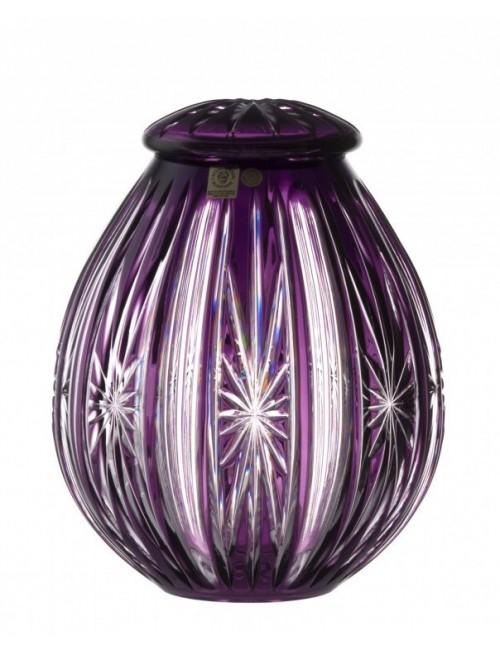 Urna  Spark, barva fialová, velikost 230 mm