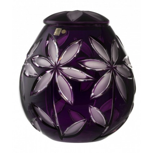 Urna  Linda mat, barva fialová, velikost 290 mm
